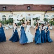 Hochzeit Hochzeitsfotografie Orangerie Ansbach blauer Saal Fotograf Hochzeitsfotograf Gunzenhausen Ansbach Nürnberg